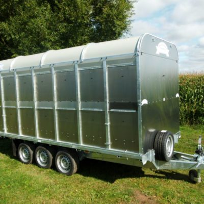 Demountable Livestock Trailers - 6' 6""