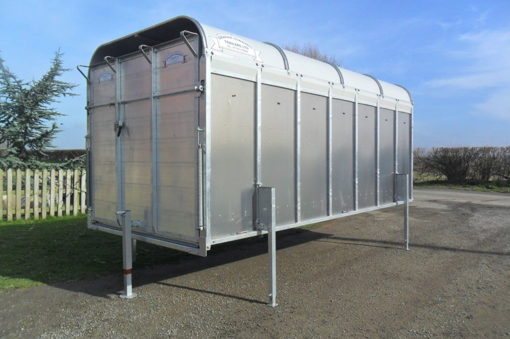 Demountable Livestock Trailers Demount kit