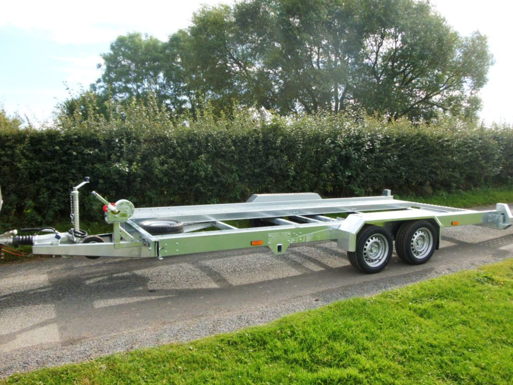 Car Transporter Trailers