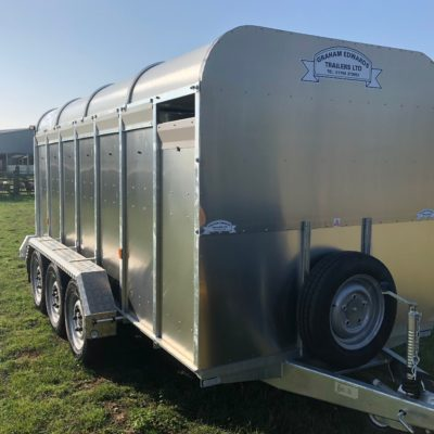 Livestock Trailers 6ft 3in GET14WT