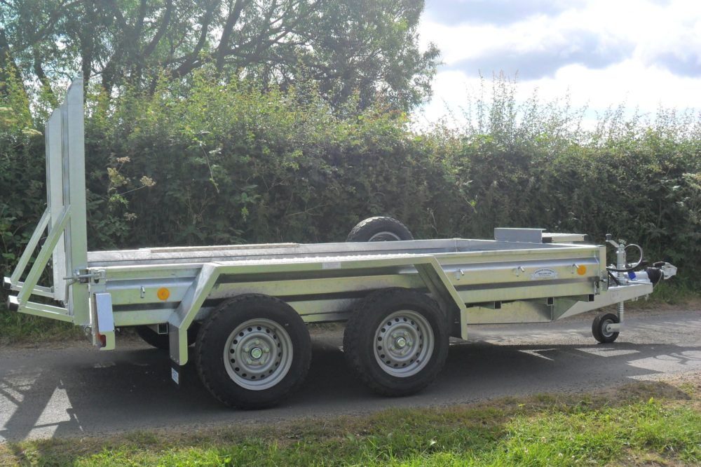 Plant Trailers for Sale - Galvansized PL3510