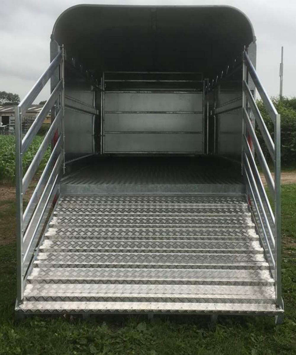 Tractor Drawn Livestock TDM Rear Gate