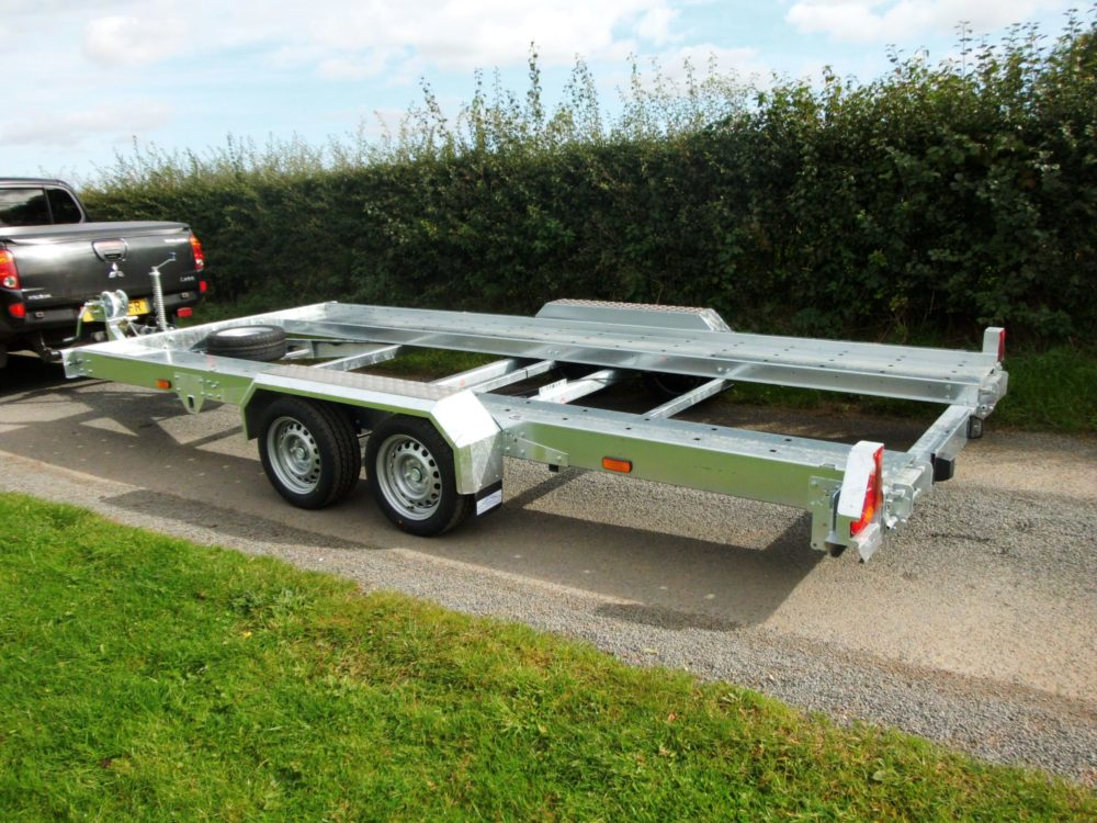Car Transporter Trailers Graham Edwards