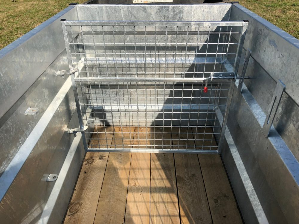 Trailer Dividing Gate ATV
