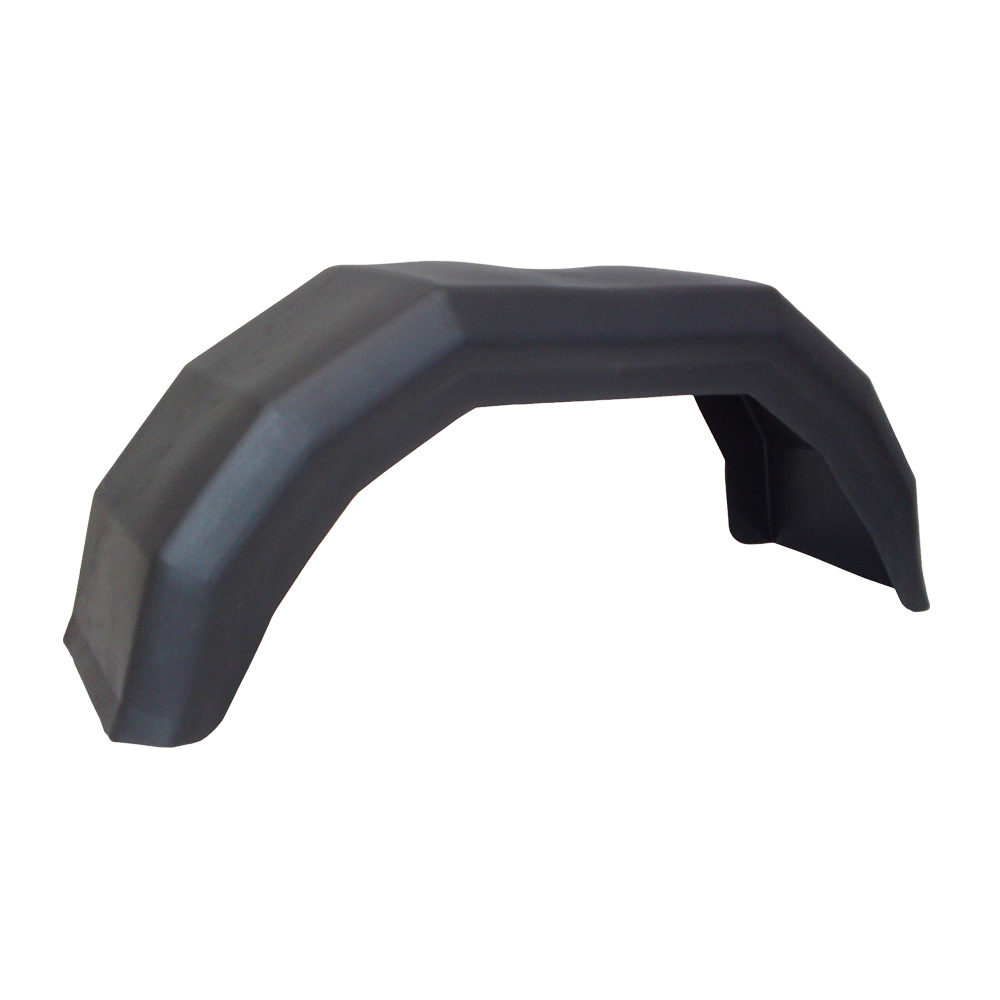 Pair of Single 10inch Wheel Mudguards