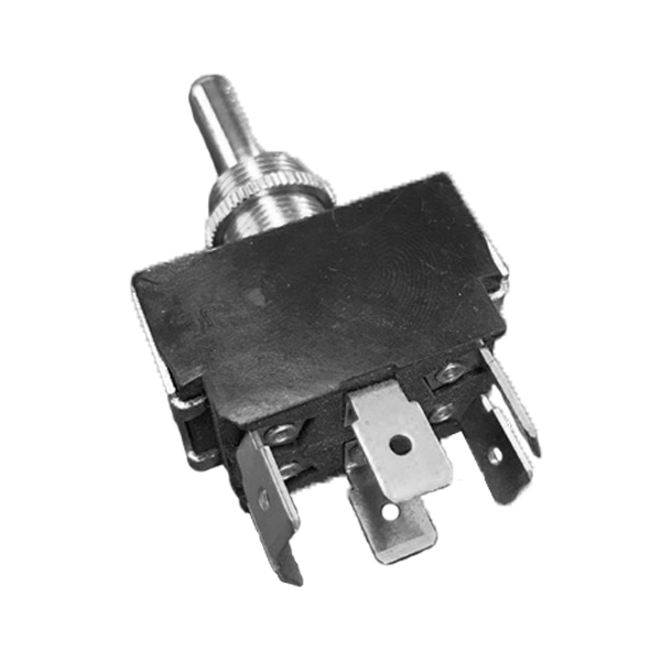 12-24V Double pole on-off toggle switch