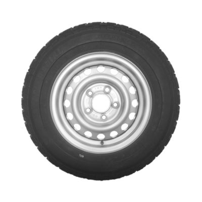 Wheel & Tyre 185/70 R13 5 Stud PCD 112mm