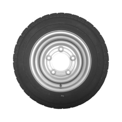 Wheel & Tyre 185/70 R13 5 Stud PCD 6.5 Inch