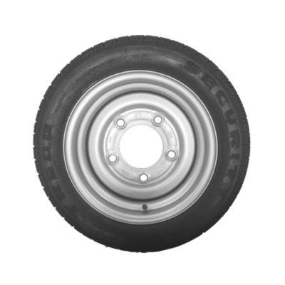 Wheel & Tyre 195/50 R13 5 Stud PCD 6.5 Inch