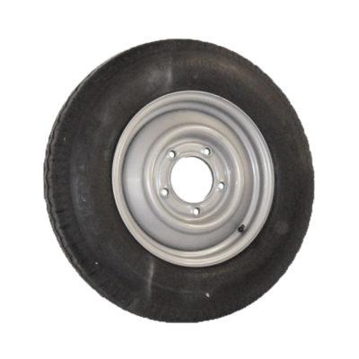 Wheel & Tyre 650 R16 5 Stud PCD 6.5 Inch