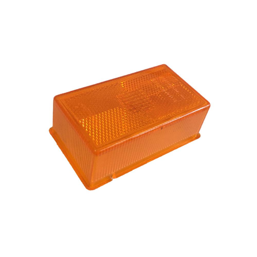 Genuine RUBBOLITE Amber Lens 6991 for M335 Side Marker