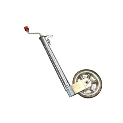 ALKO 48mm Ribbed Jockey Wheel