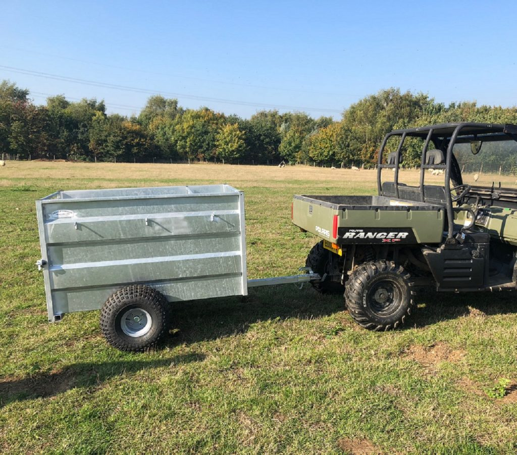 New ATV Trailers For Sale   ATV Sheep Trailers   Pig Trailers
