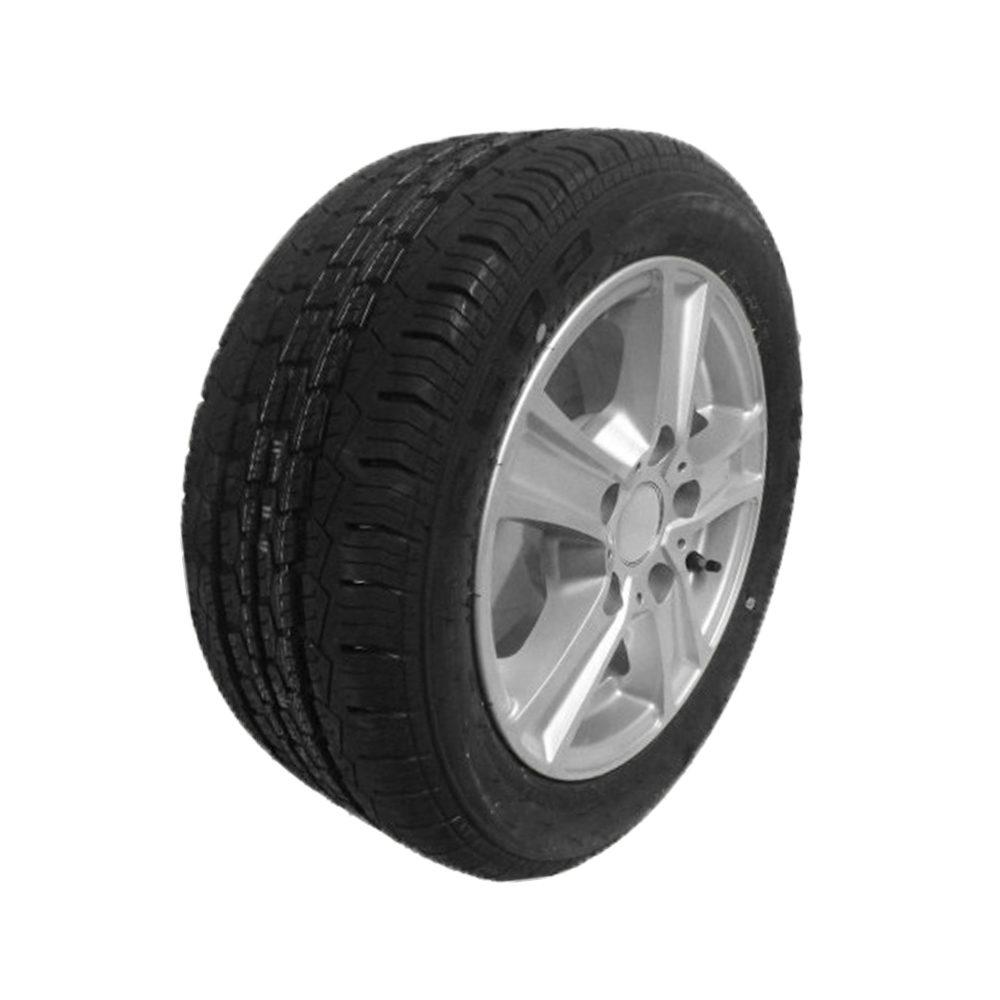 Alloy Wheel & Tyre 195/50 R13C 5 Stud PCD 112mm