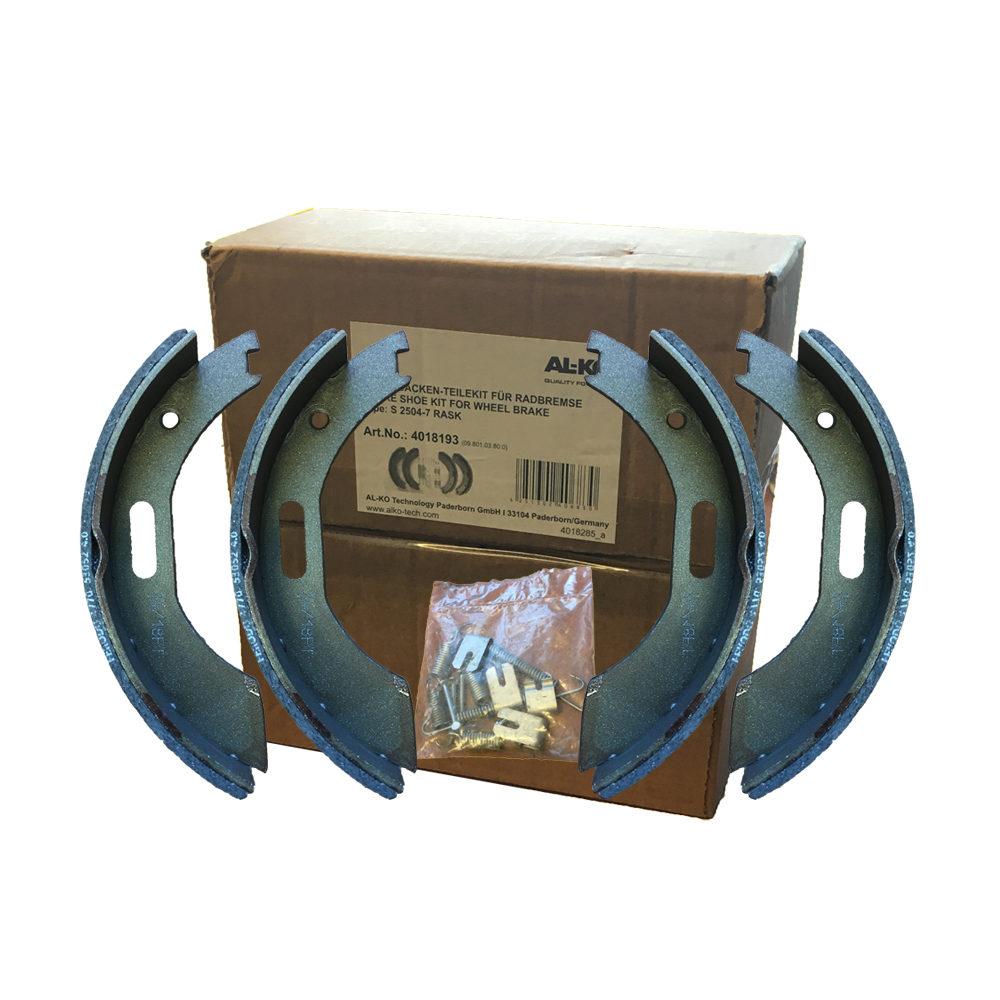 Genuine BPW 250x40 Brake Shoe Axle Set 4018193