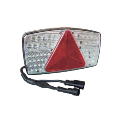 Rectangular O/S FB & DM LED Light Unit 16ft & Over