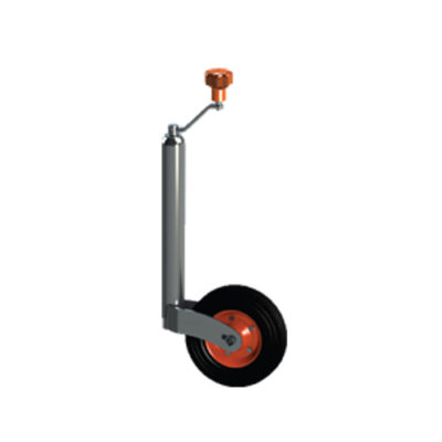 Kartt 48mm Smooth Stub Jockey Wheel