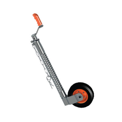 Kartt 48mm Ribbed Jockey Wheel Heavy Duty