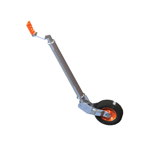 Kartt 48mm Autolift Jockey Wheel Ribbed Heavy Duty