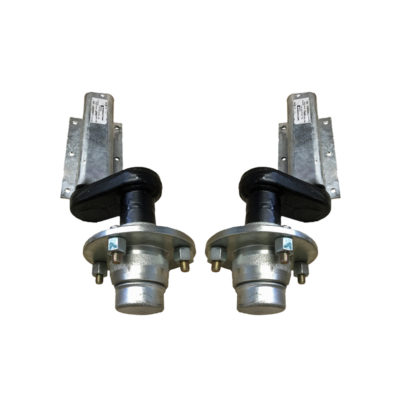 "Pair of 550kg Knott Avonride Suspension Units - 4"" PCD"