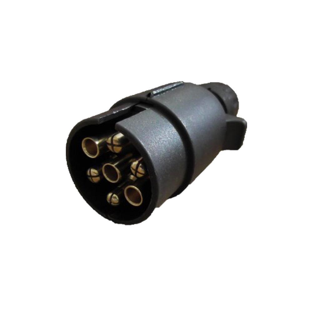 MP021B 7 Pin Plug