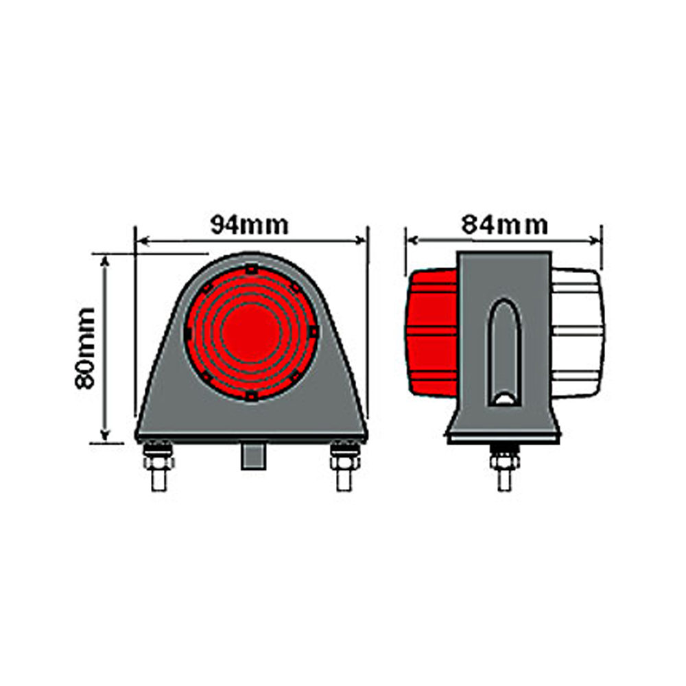 MP037 Side Light