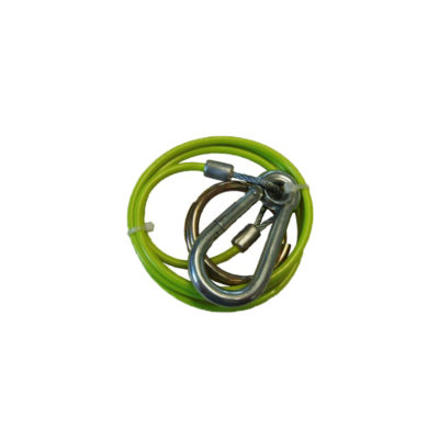 Breakaway Cable Ring End - 3mm x 1m