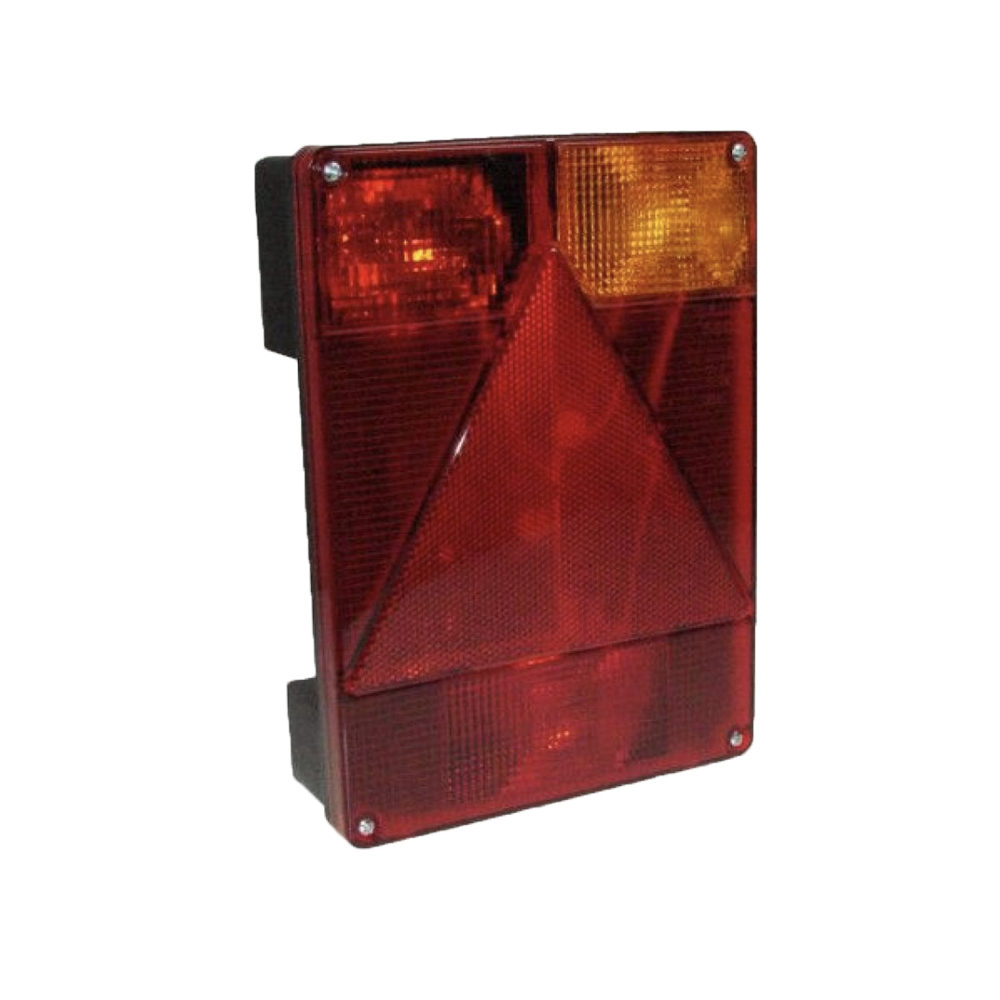 MP805BR O/S RADEX 6800 LAMP Front 3D