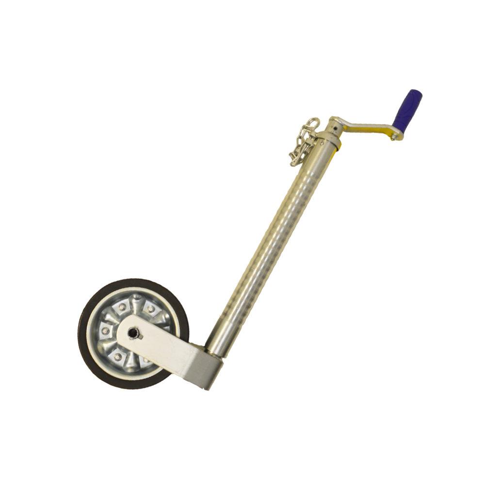 Maypole 48mm Ribbed Jockey Wheel