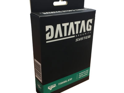 Trailer Datatag Security Identification System