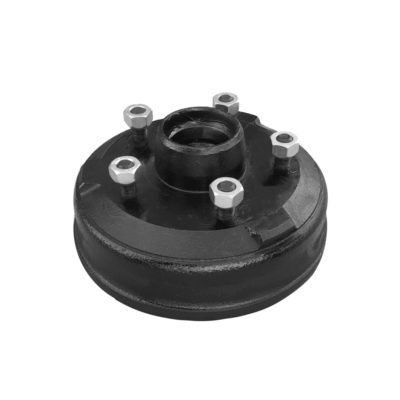 "Peak Brake Drum 250x40 - 5 Stud on 6.5"" PCD"