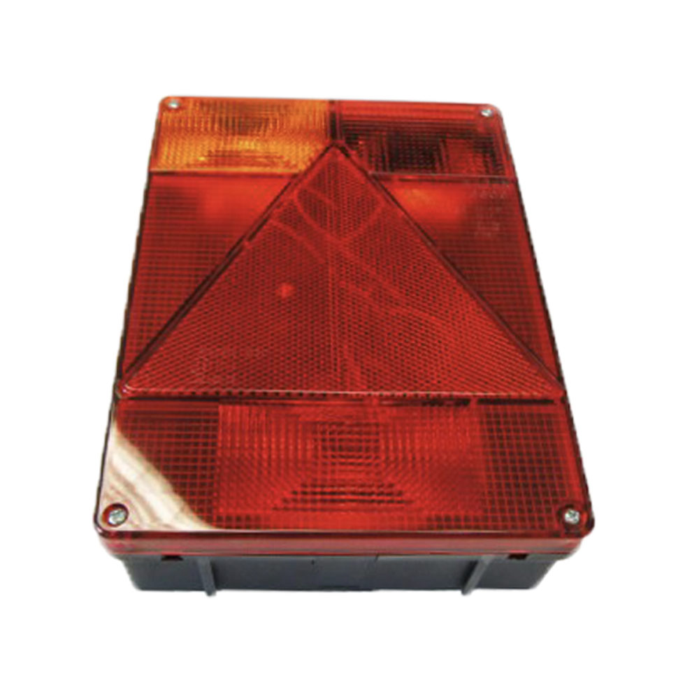 Radex 6800 NS light unit Front 3D