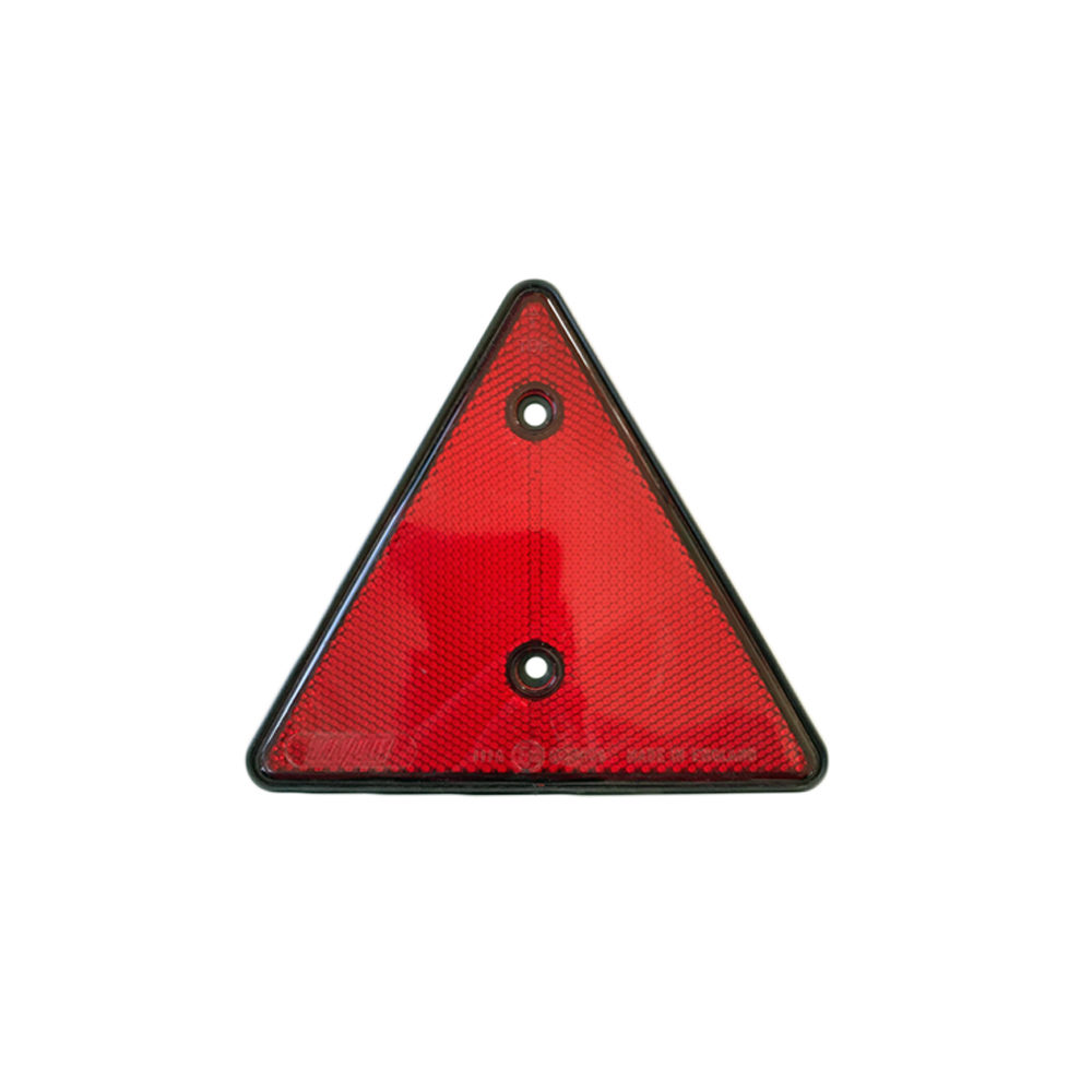Triangle Red reflector MP16B