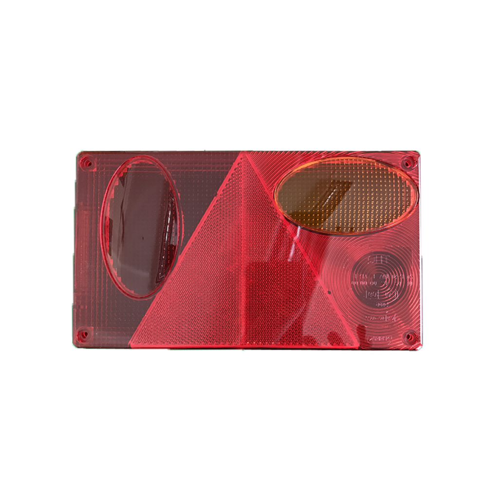 Replacement Rear Trailer Light Combination Lamp Lens Genuine Britax