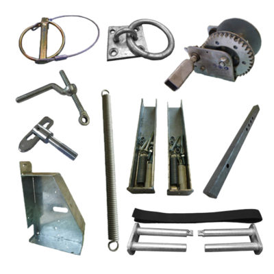 Trailer Body & Chassis Spares