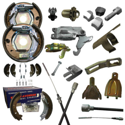 Brakes, Cables & Components