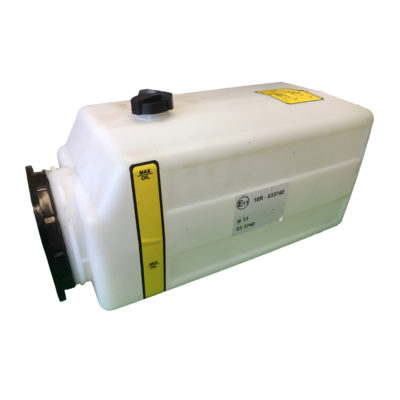 power pack plastic 10L oil tank
