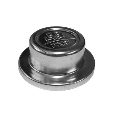 BPW 81mm Hub Cap / Grease Cap