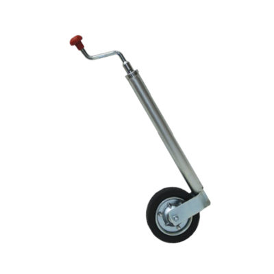 Bradley Jockey Wheel 42mm smooth for light weight trailers