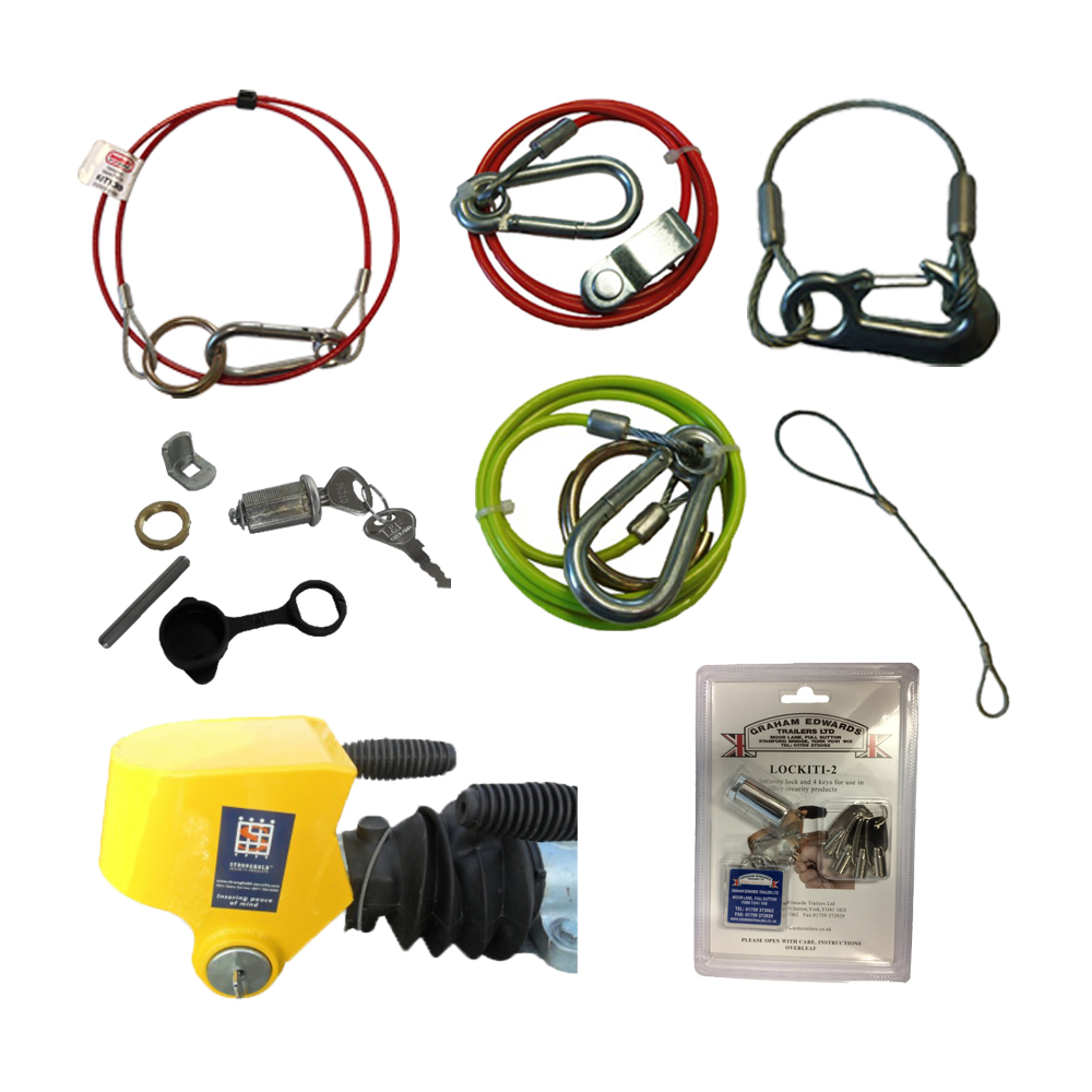 Coupling Locks & Breakaway Cables