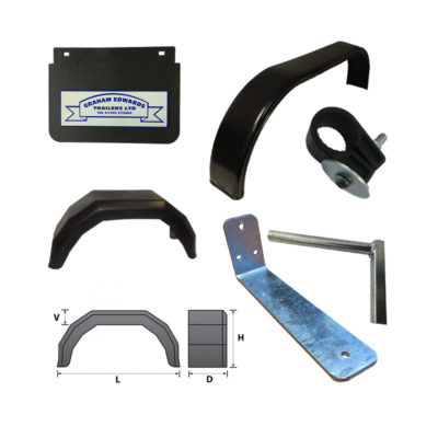 Mudguards & Accessories