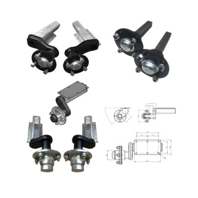 Suspension Units & Stub Axles