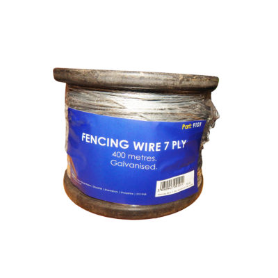 Fencing Wire 7ply Galvanised - 400mm