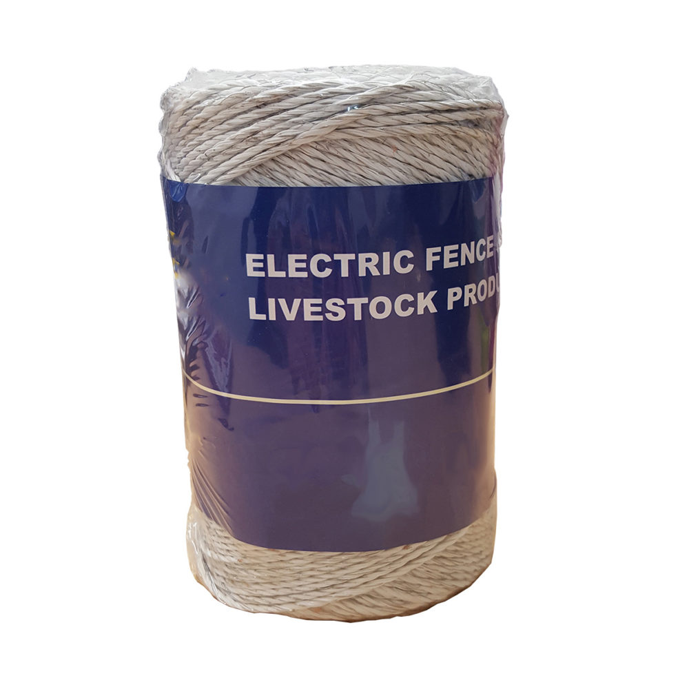 Fencing Wire Poly Super 6ply 250m 9105