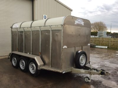 Used Trailers by Graham Edwards