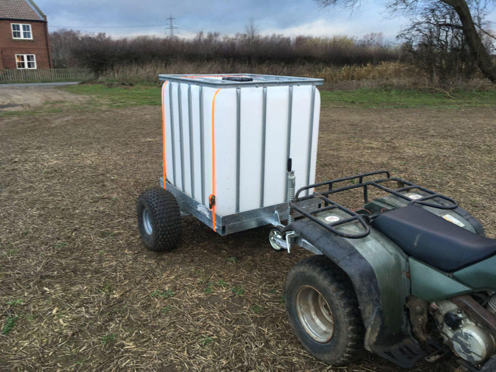 ATV Water Bowser Trailers