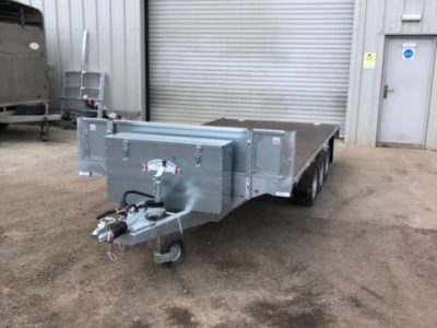 14ft flatbed trailers
