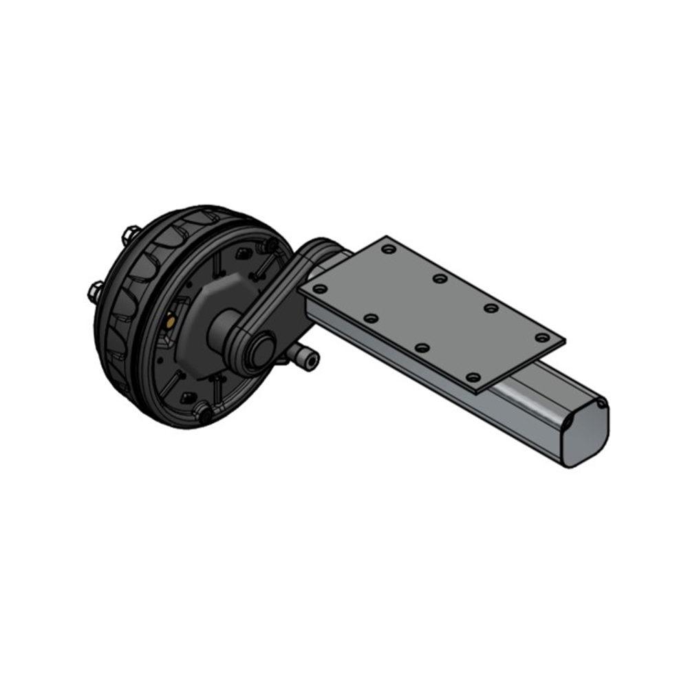 1300kg Knott Suspension Units Model