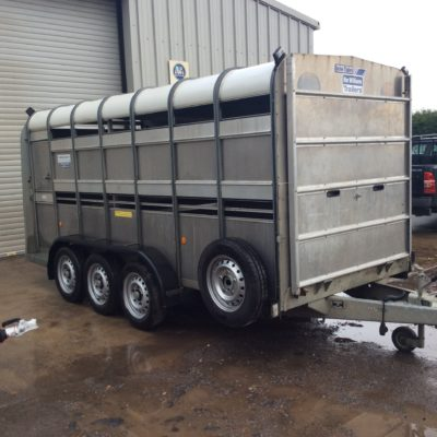 Ifor Williams Livestock Trailer TA510 - 2017