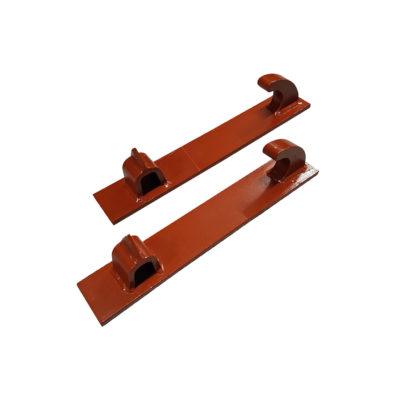 Trima Loader Brackets Quick Hitch